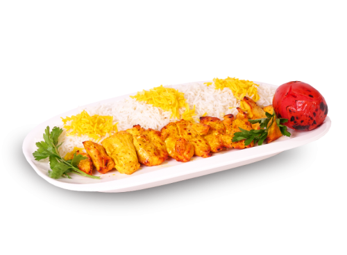 Chicken Kabob (Boneless Chicken Breast Kabob)