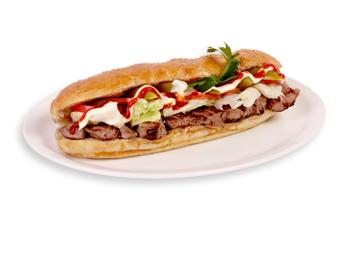 Filet Mignon Sandwich (Barg)